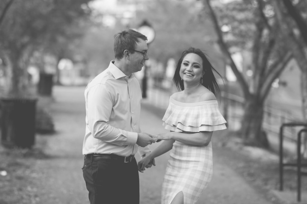 WV Engagement Photographer | Ryan + Bethany