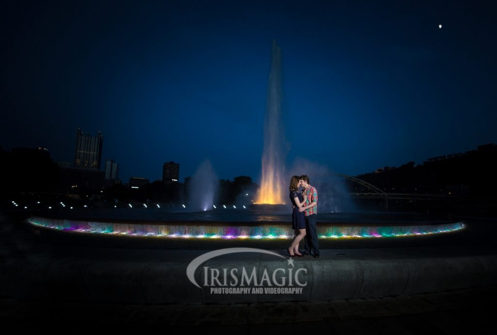PA Engagement Photographer | Rob + Monica