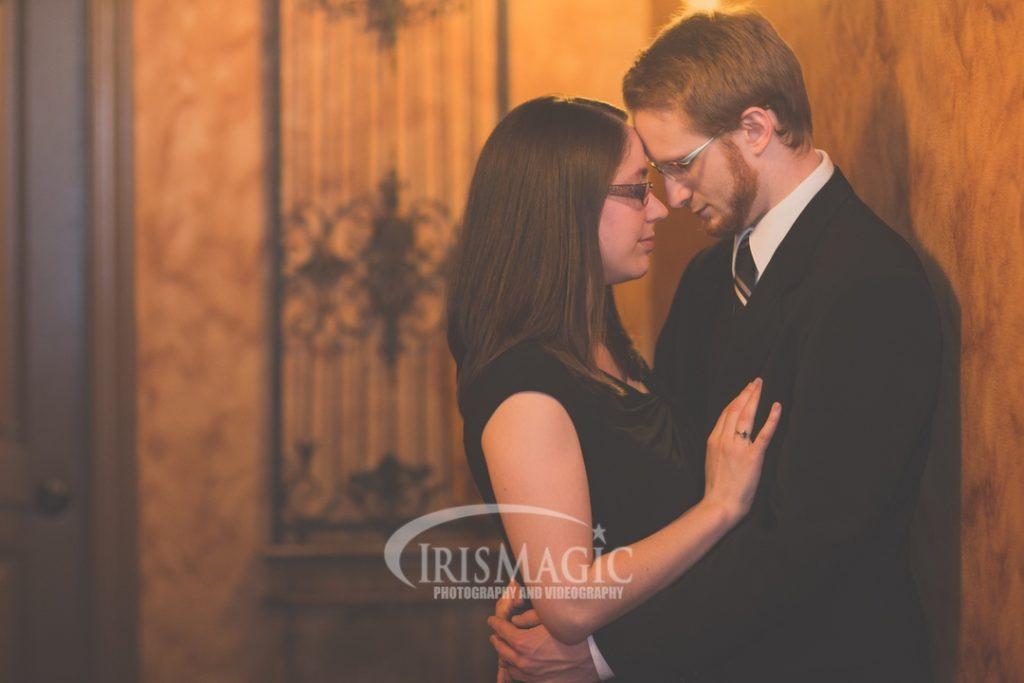WV Engagement Photographer   Chris + Jiselle