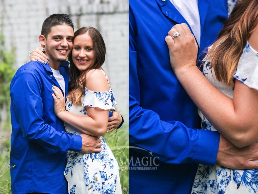 WV Engagement Photographer | McKenzie + Jason