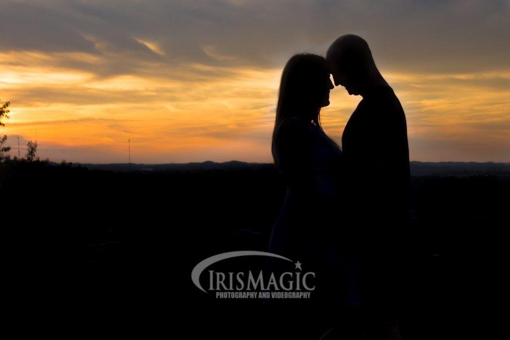 WV Engagement Photographer | Dorseys Knob Engagement Photos | Nick + Spencer