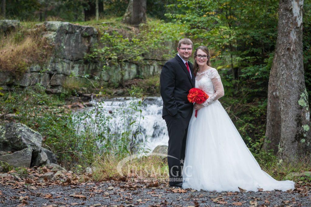 WV Wedding Photographer | WV Valley Falls Weddings | Seth + Jenn