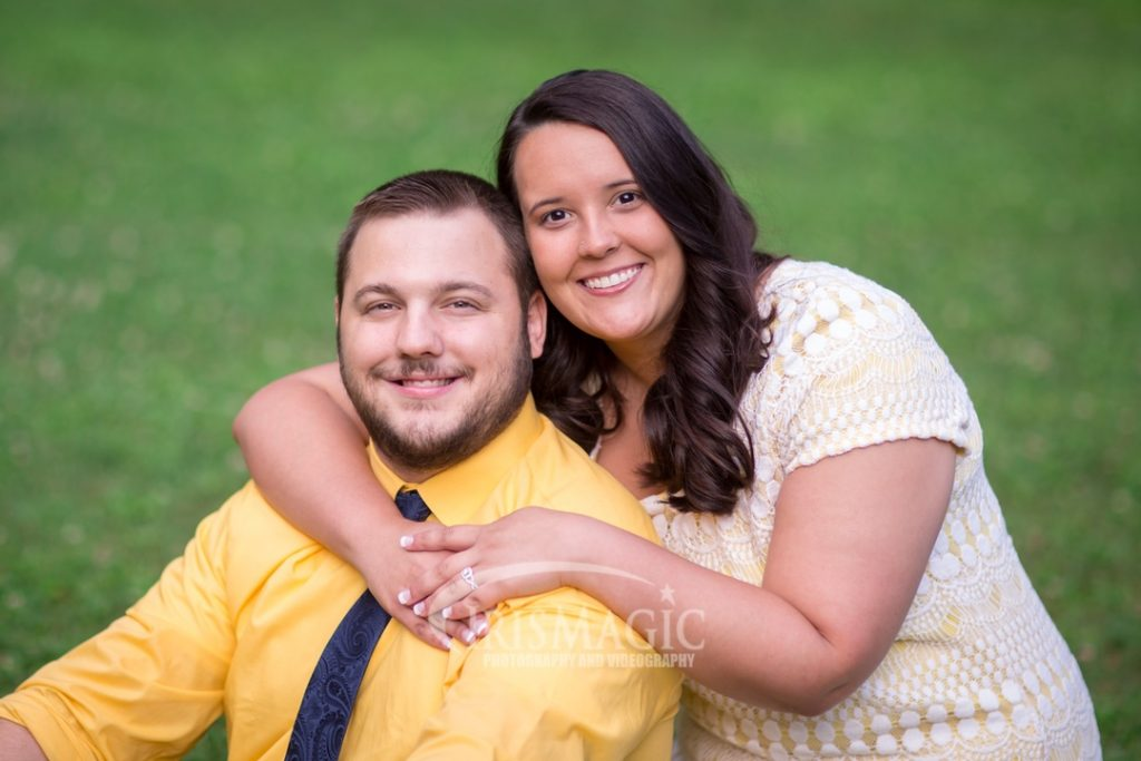 WV Engagement Photographer | Logan + Heather
