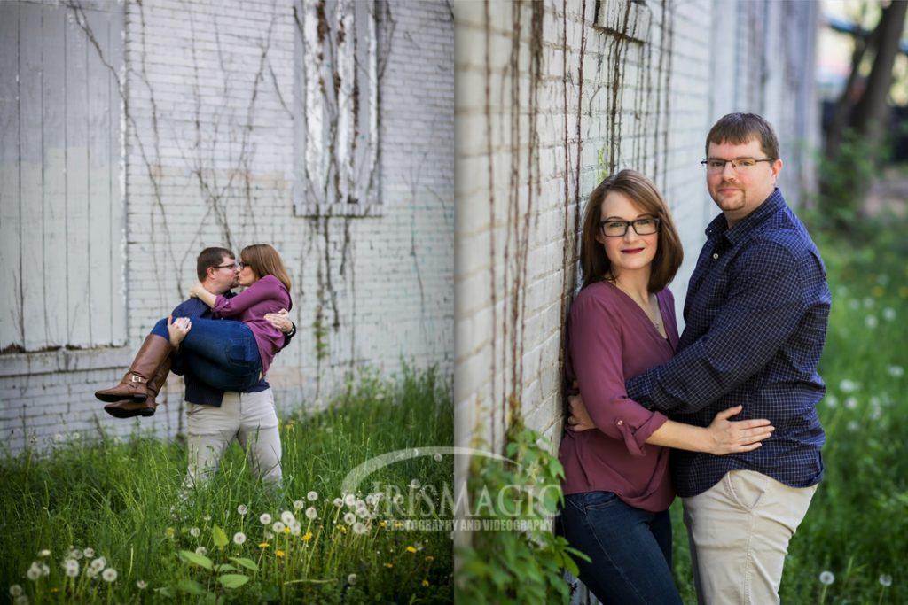WV Engagement Photographer | Seth + Jenn